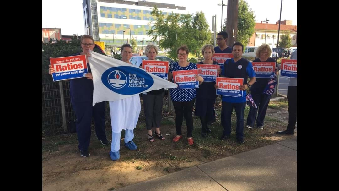 Wagga Base nurses say they're understaffed, and under pressure
