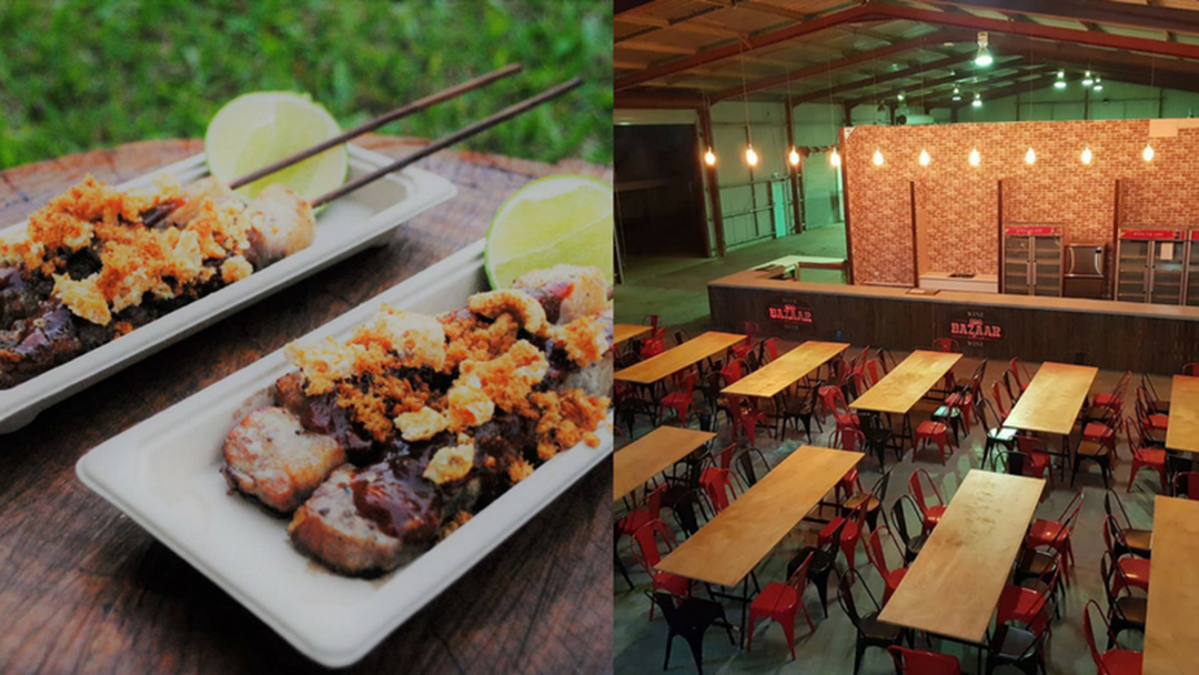 The BBQ Night Market We've All Been Waiting For Opens This Friday