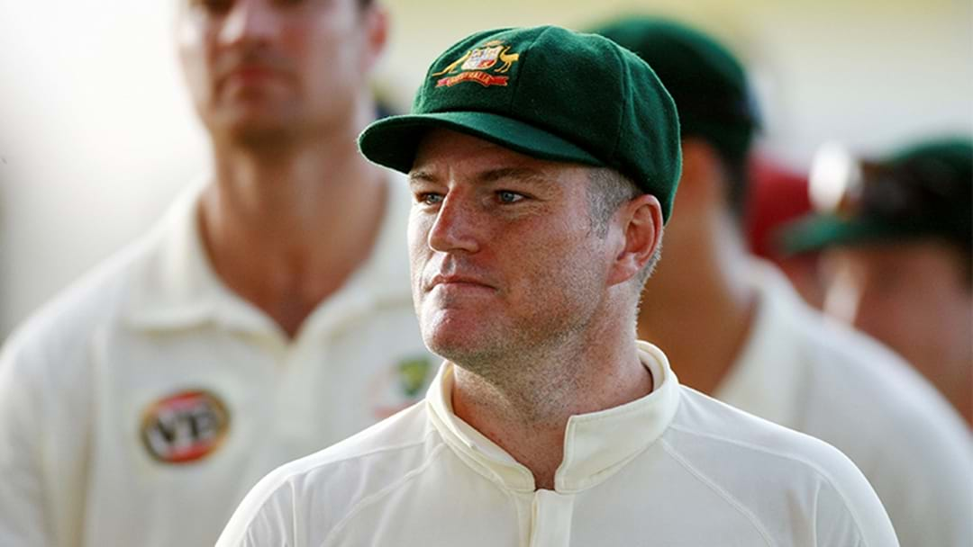 Stuart MacGill Gets Hit With Restraining Order