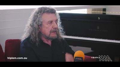 Robert Plant On Moving On From Led Zeppelin