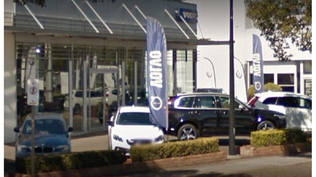 Luxury Car Dealership Targeted by Vandals