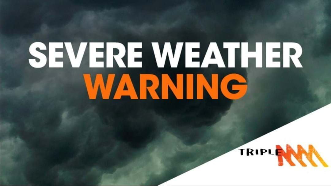 Severe Weather Warning for DESTRUCTIVE WINDS