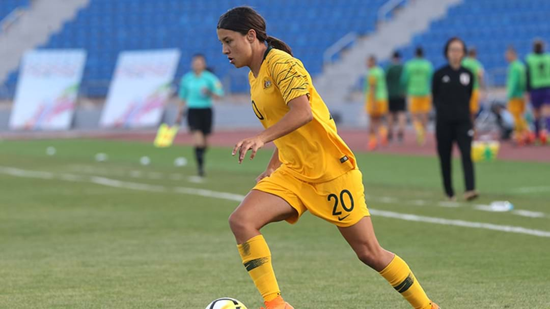 The Matildas Through To The World Cup After Japan Draw