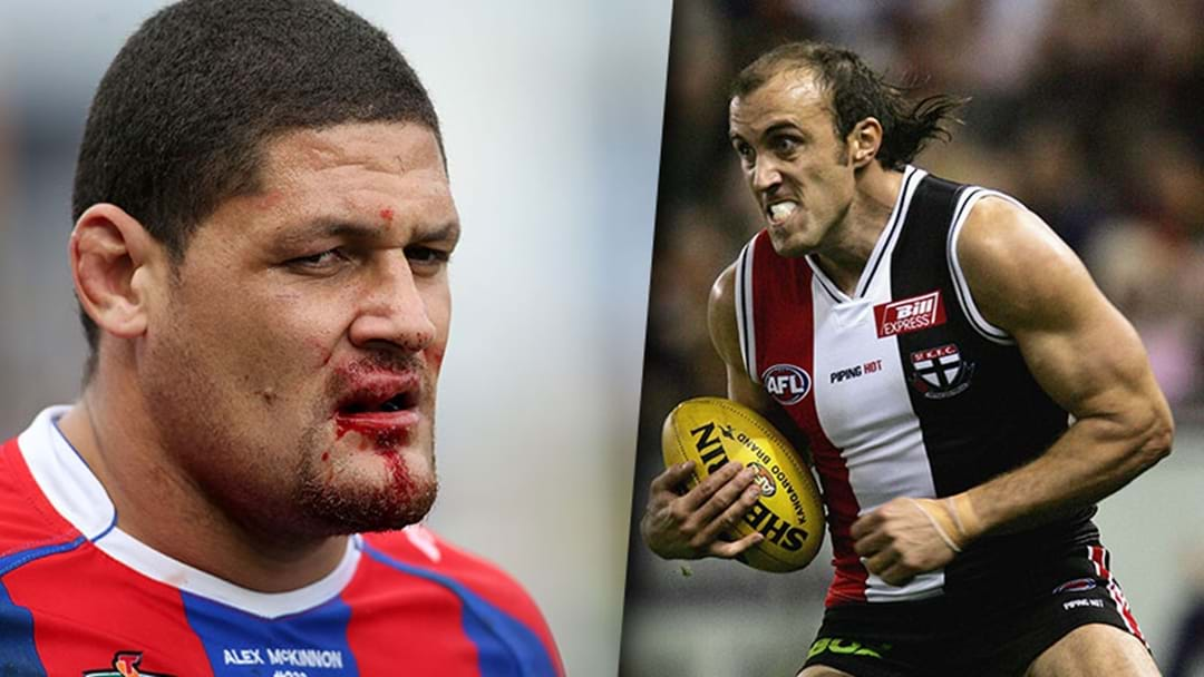 Joey Montagna Says The Saints Boys Wanted To Get Fraser Gehrig In A Boxing Match With Willie Mason