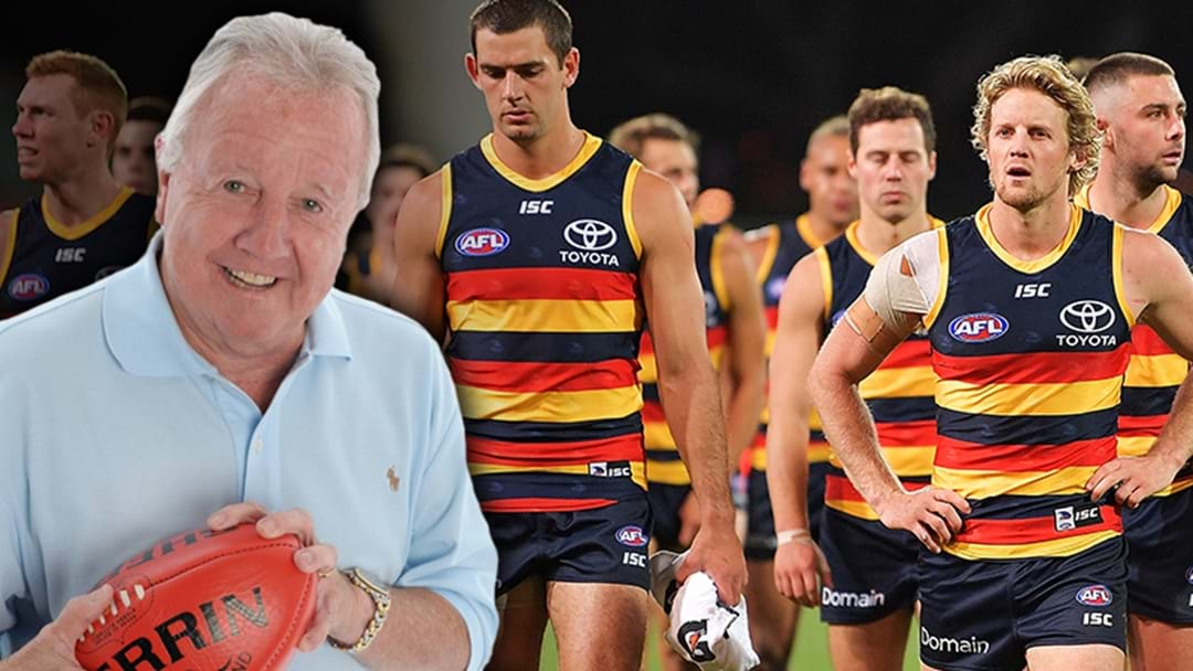 LISTEN | KG Reacts To Adelaide's Loss To Collingwood