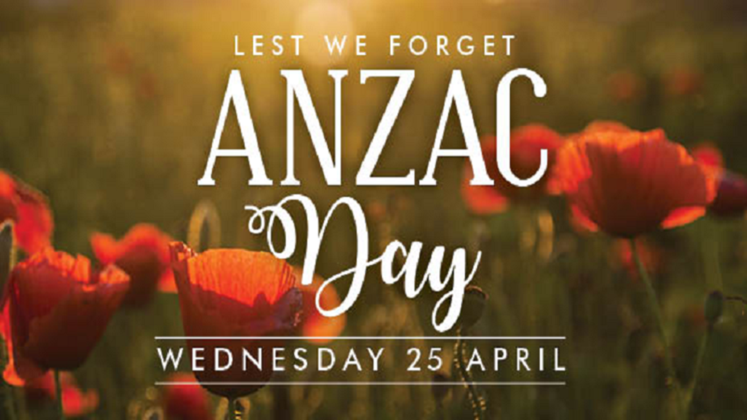 ANZAC Day Commemorations Take A New Turn In Thuringowa