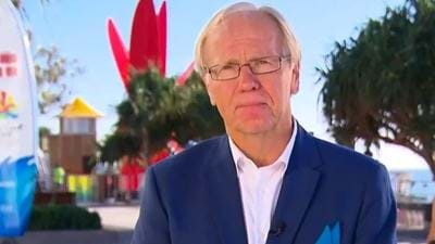 Comm Games Chairman Peter Beattie Apologise For Closing Ceremony