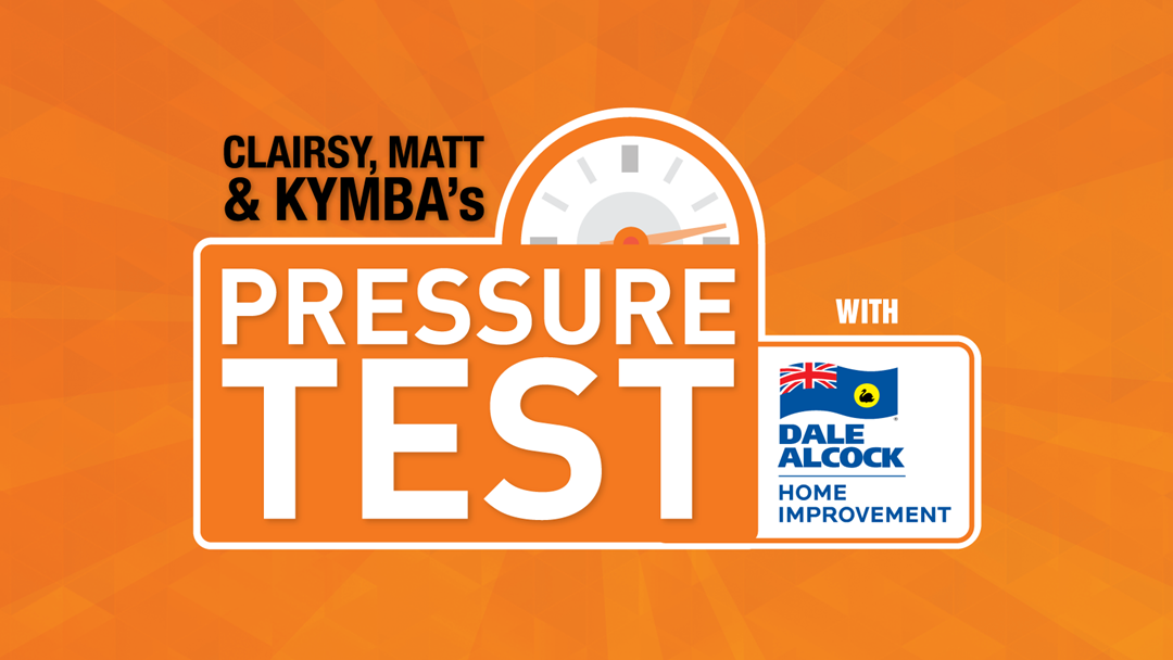 The Big Breakfasts's Pressure Test