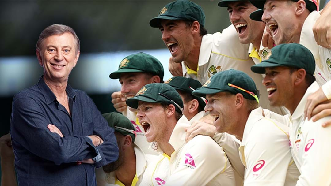 Dennis Cometti Discusses Calling The Cricket For Channel 7