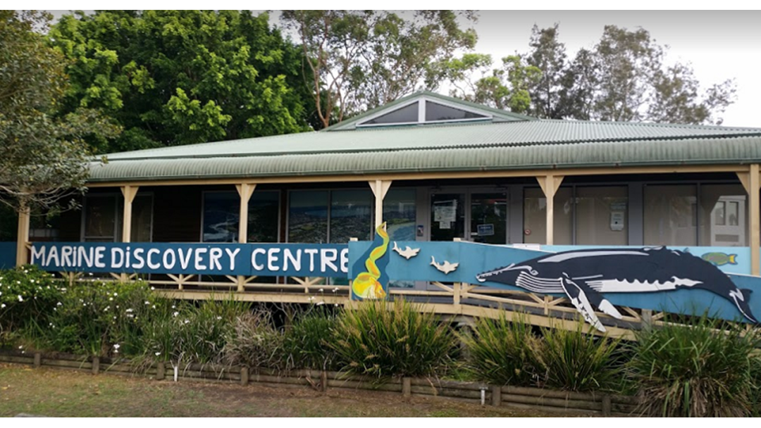 Coast's Marine Discovery Centre Set For A Makeover