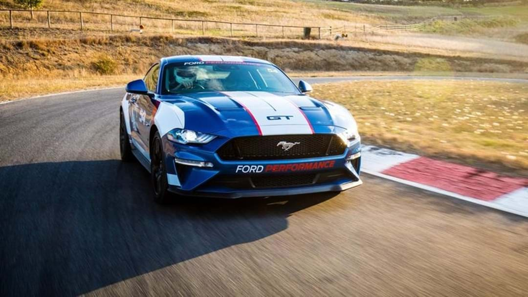 OFFICIAL: Ford To Race Mustangs In Supercars Next Year