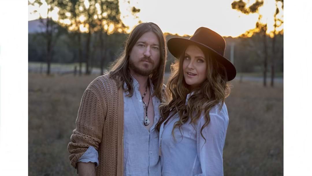 Adam Eckersley & Brooke McClymont Release Second Single