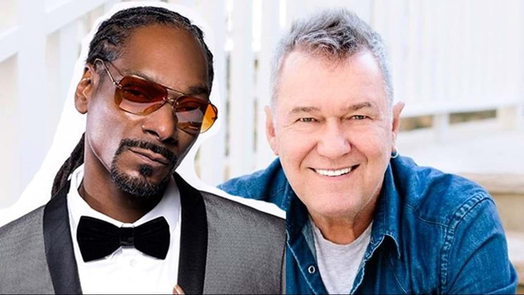 Snoop Doggy Dogg Loves Jimmy Barnes