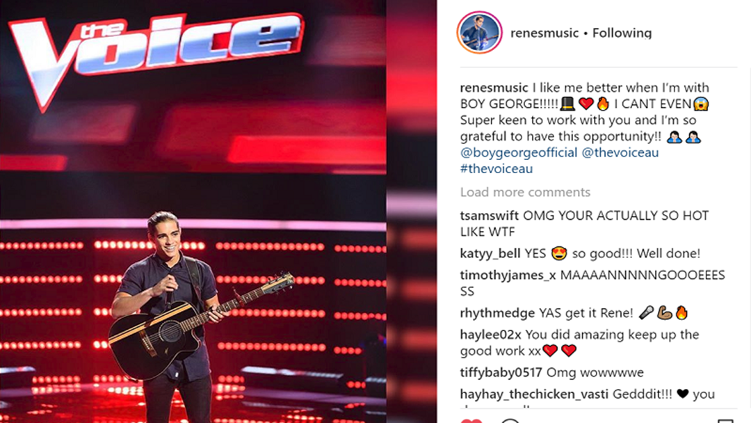 Another North Queensland Talent Is On The Voice