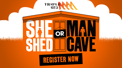 SHE SHED OR MAN CAVE