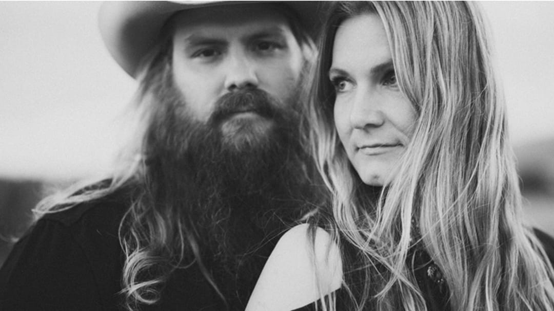 Chris Stapleton Shares First Pics of Twin Boys