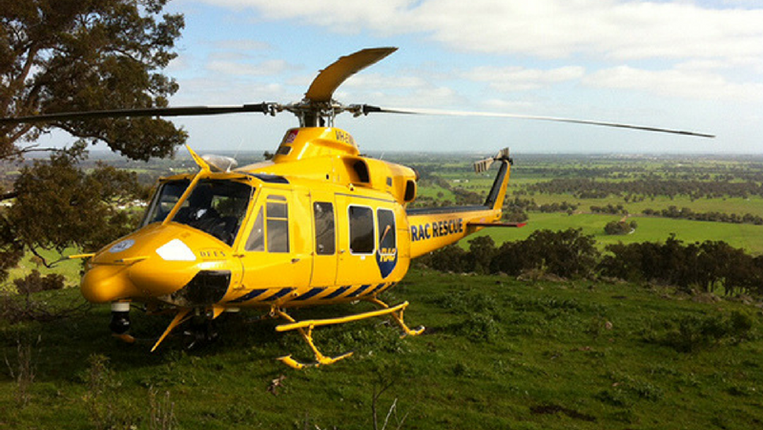 How Many People The RAC Rescue Helicopter Helped Over A Year