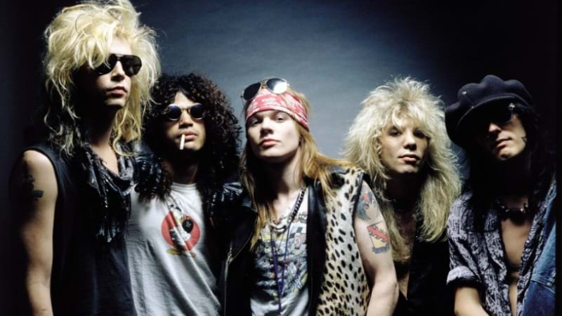 Get Ready For Guns N Roses!