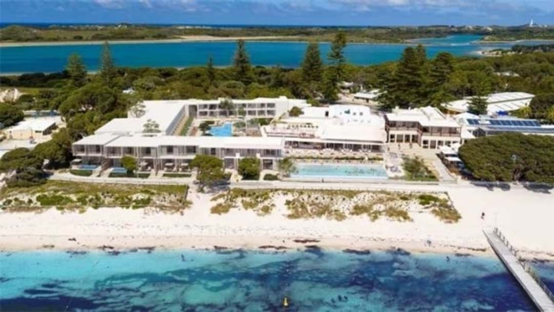 Luxury Makeover For Rottnest Hotel