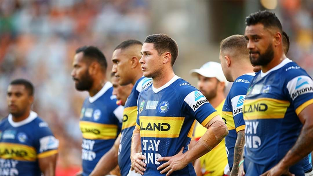 "The Eels Hold An ""Honesty Session"" After Six Losses To Start The Season"