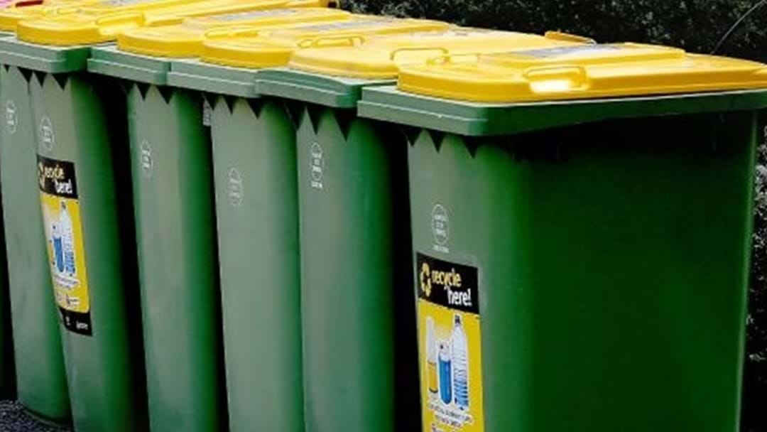 Keep the Faith in the Yellow Bins says TRC