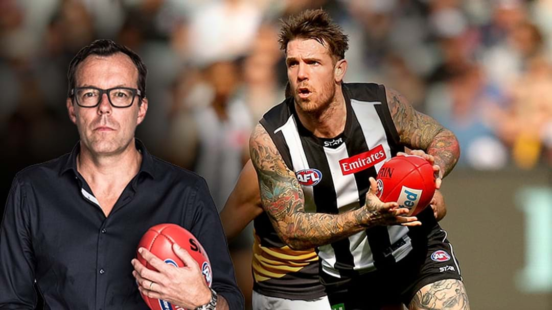 "Damo Says Dane Swan Is ""99.9%"" To Play Local Footy This Weekend And Anzac Day"