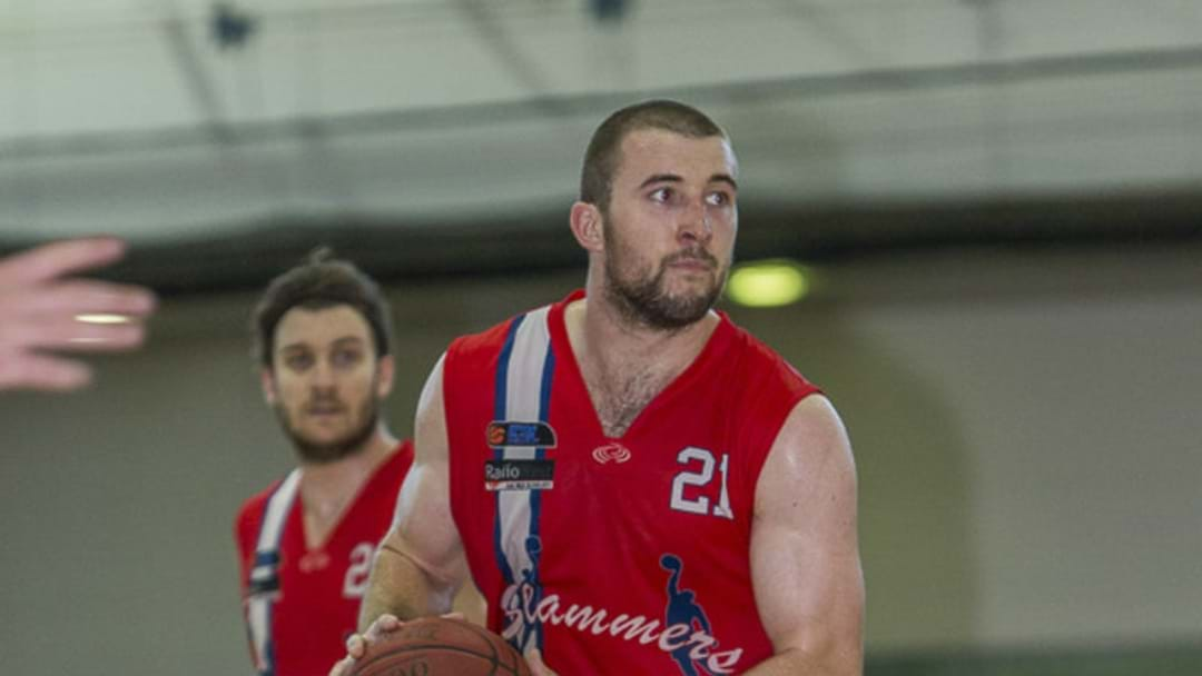 Slammers Welcome Back Voelkel In Time For Flames Clash