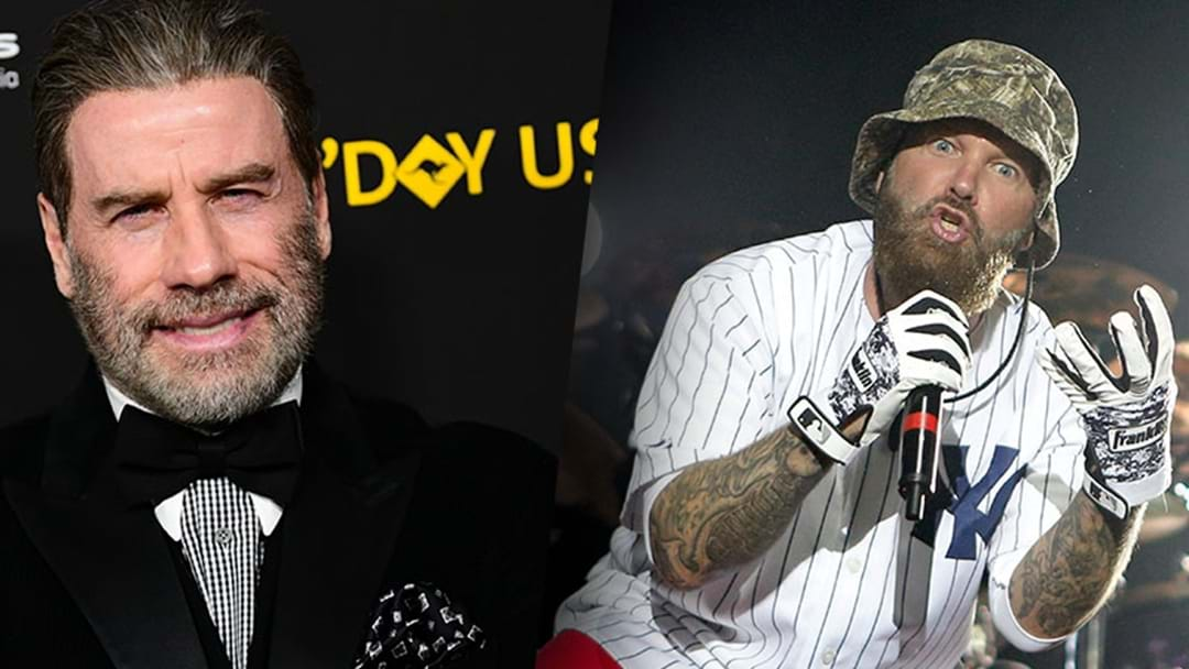 Limp Bizkit's Fred Durst Is Directing A Movie Starring John Travolta