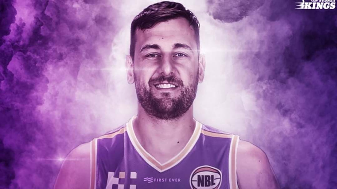 The Sydney Kings Have Signed Andrew Bogut