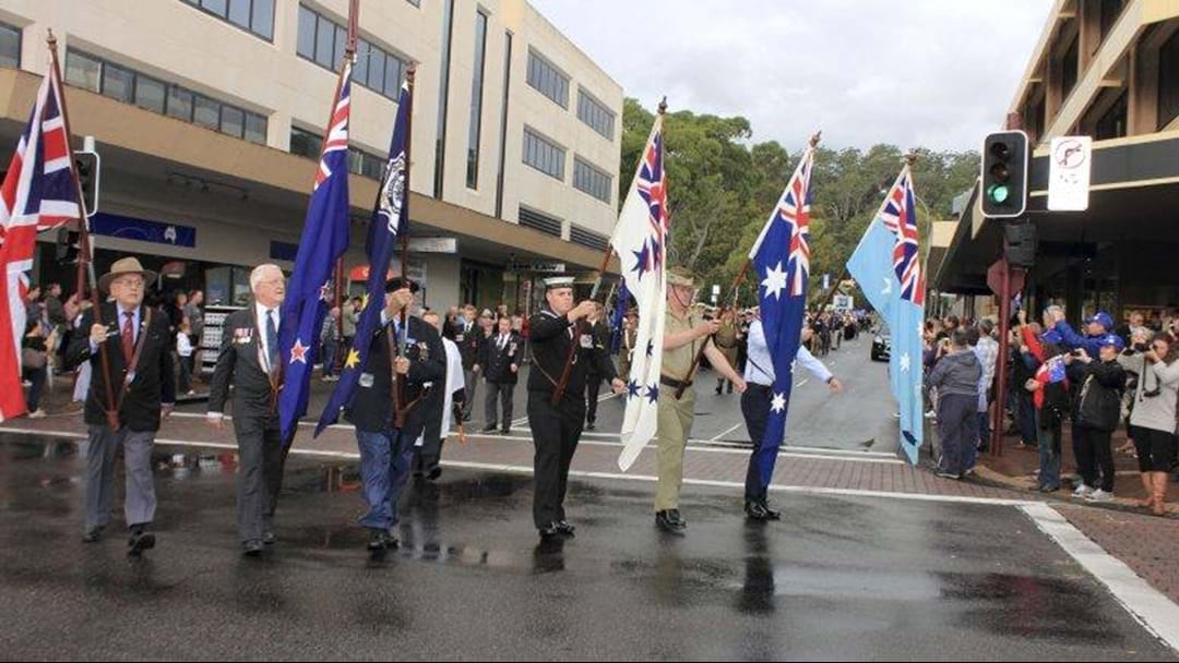 RSL Wants Women To Lead Anzac Day Parade