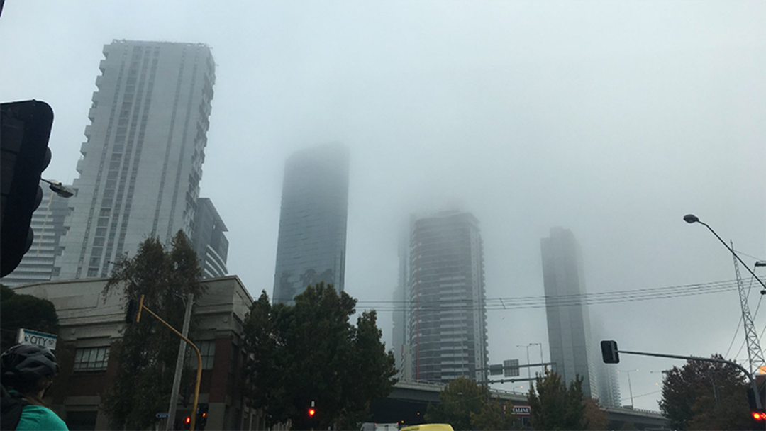Flights Cancelled At Melbourne Airport Due To Heavy Fog