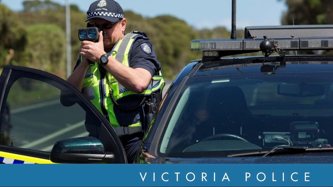 Local News Thur April 26 - Driver booked at 131 KPH