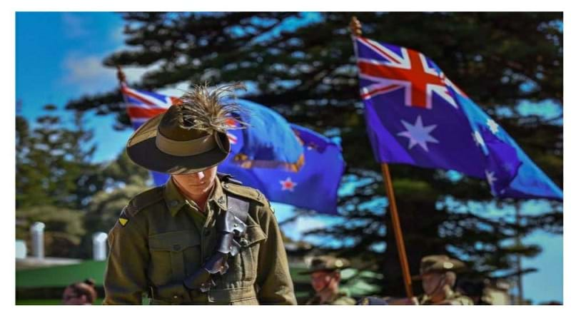 How Anzac Day is being commemorated all over the world