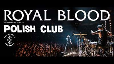 WIN Tickets To See Royal Blood In Concert!