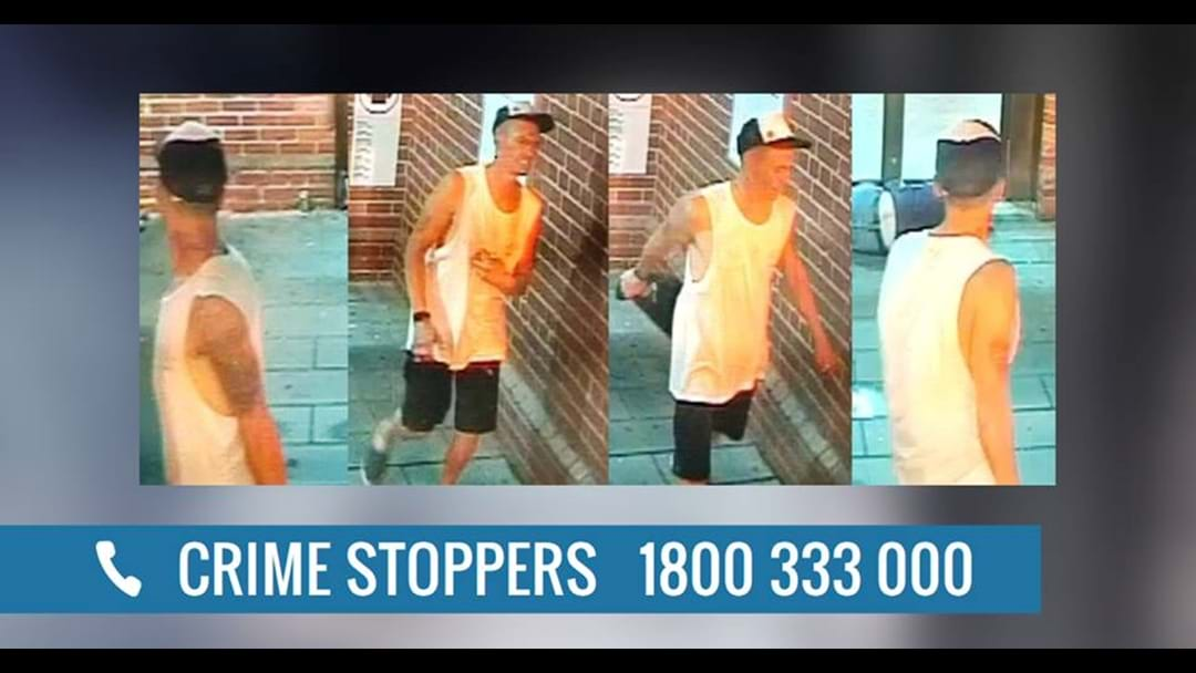 Help Police Identify This Man