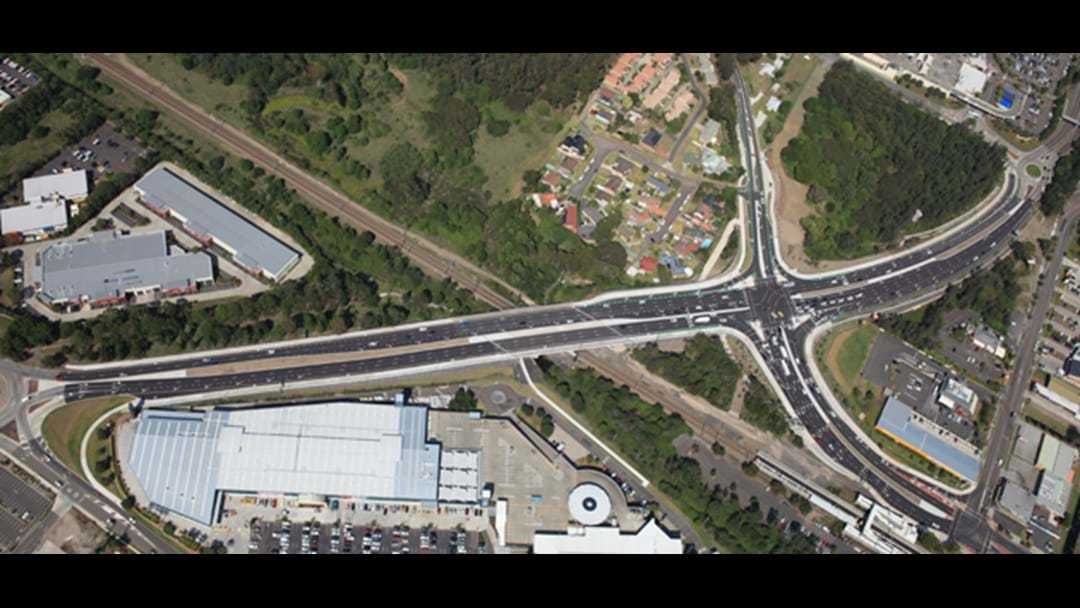 More Safety Works At Wyong Road Intersection