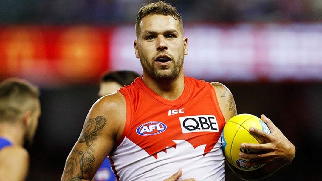 Lance Franklin & Dan Hannebery Ruled Out With Injury