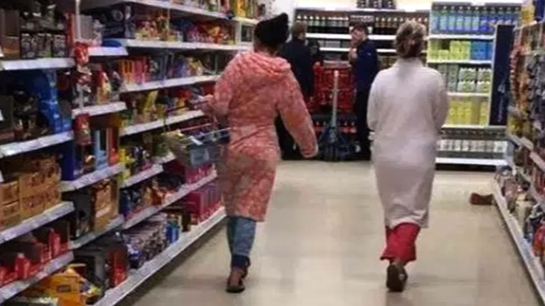 How Far Can You Go Out In Your Pyjamas?