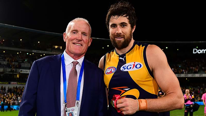 Article heading image for Controversy As Ross Glendinning Medal And Trophy Scrapped For Western Derby