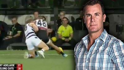 "Wayne Carey Criticises Lindsay Thomas ""Witch Hunt"""