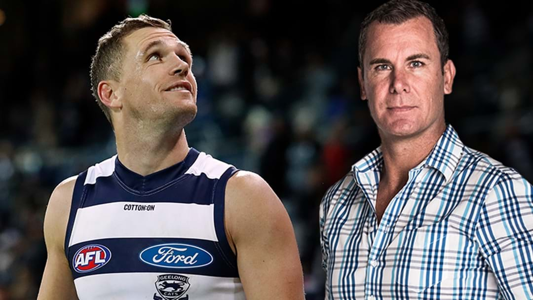 "Wayne Carey: Michael Christian's ""Had An Absolute Shocker"""