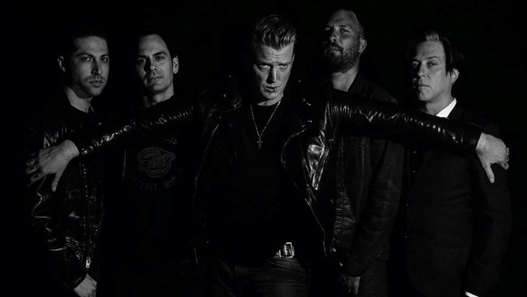 Queens Of The Stone Age Bring Villains World Tour To Australia