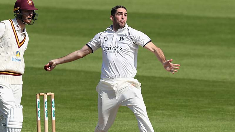 Article heading image for Steele Sidebottom's Brother Ryan Takes Massive 10-Wicket Haul Over In England
