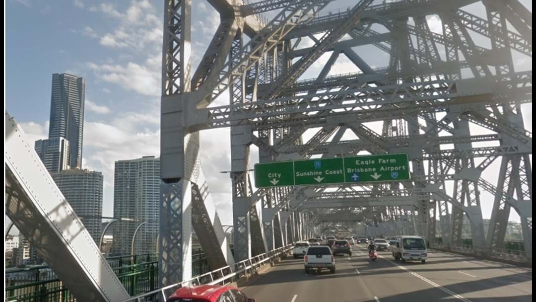 Story Bridge Fully Closed All Weekend, Starting Tonight