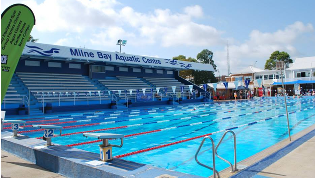 Refurbishment on Toowoomba's Milne Bay Pool