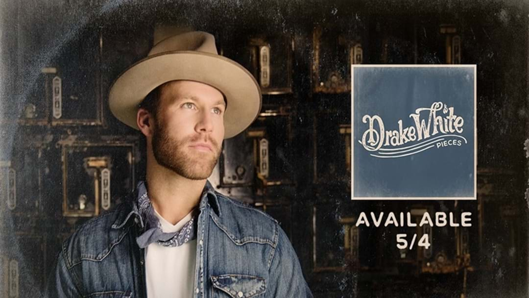 Drake White Releases New Music
