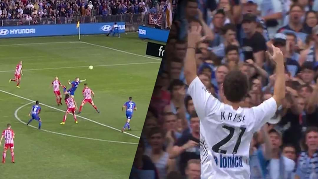 Which Is The Better A-League Goal?