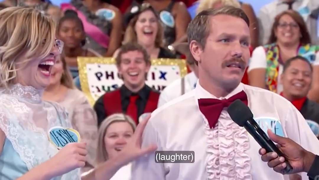 WATCH | Guy Gets Brutally Friend Zoned On American Game Show