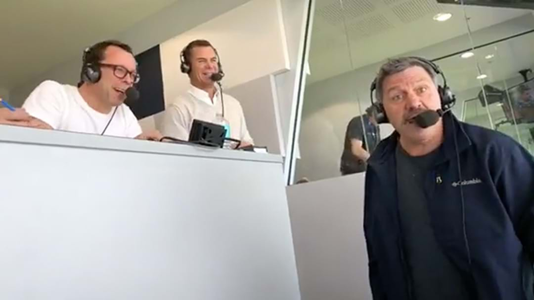 "LISTEN | BT Unleashes At Damo Over ""Toxicity"" In The Channel 7 Commentary Box"