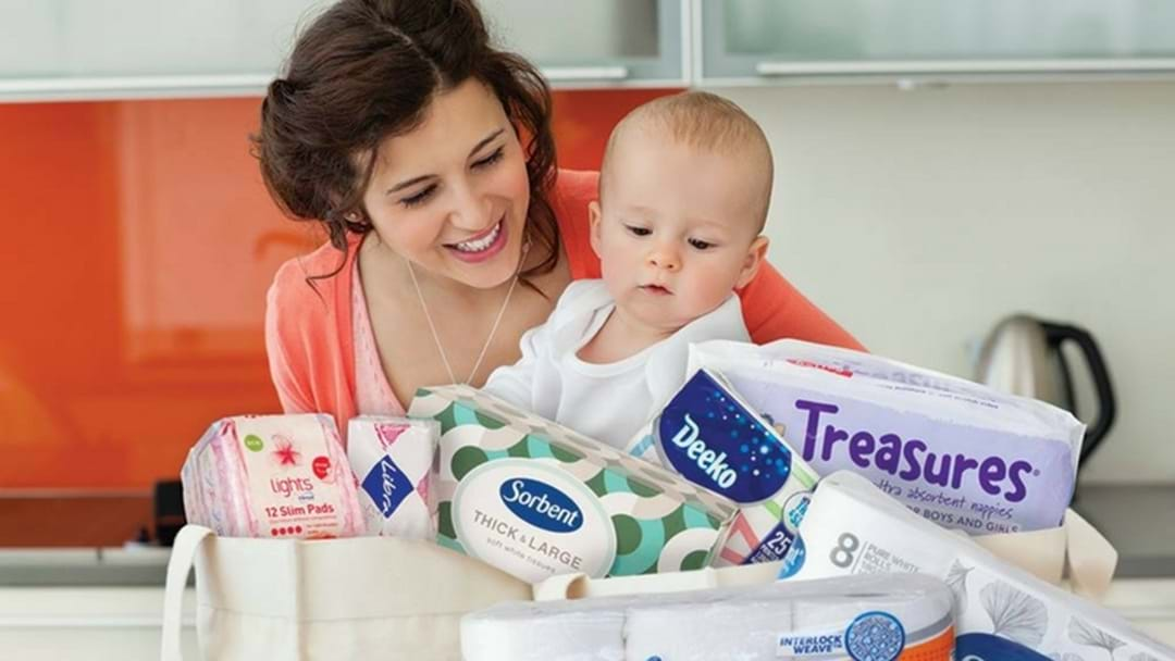 Help Aussie Families In Need By Dropping Off Leftover Nappies!
